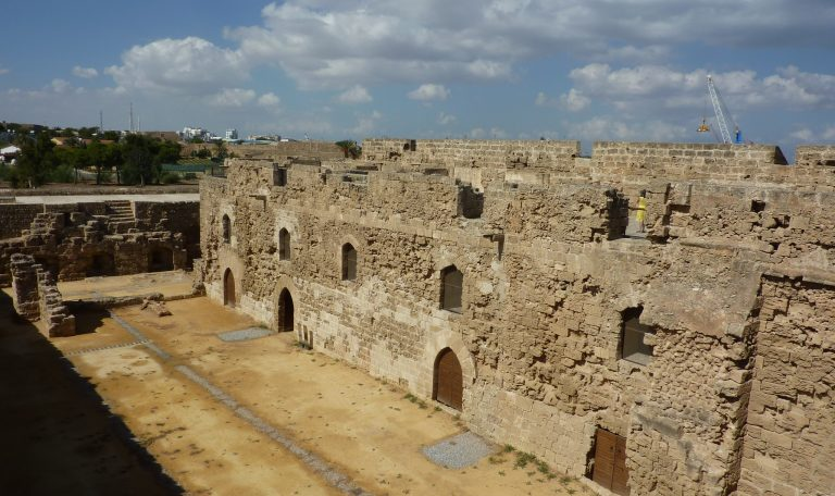 Othello Castle Famagusta