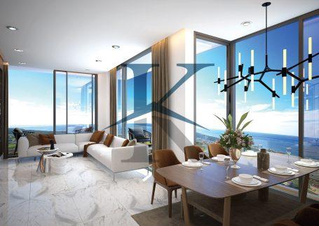 واحد سه خواب پروژه هتل مسکونی