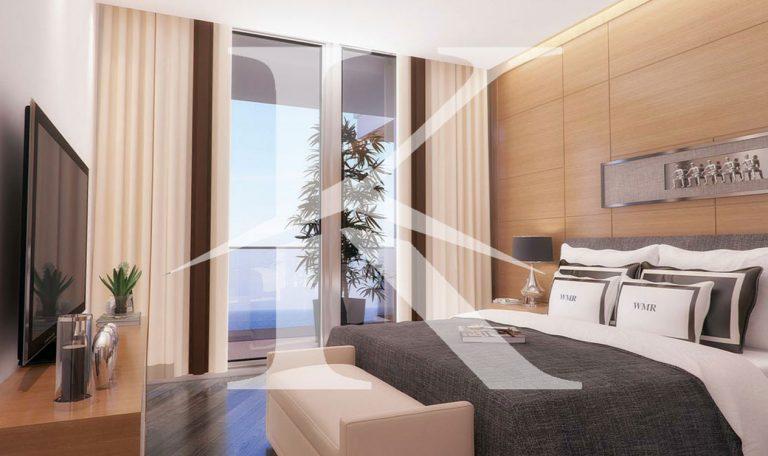 واحد سه خواب 107 متر در پروژه برج های سفید