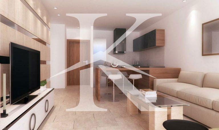 واحد سه خواب دوبلکس 123 در پروژه برج های سفید