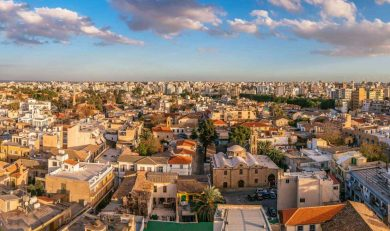 پایتخت کشور قبرس شمالی