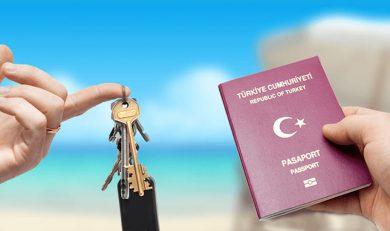 دریافت پاسپورت ترکیه